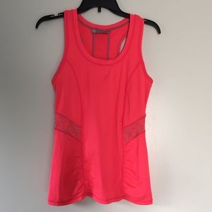 Athleta Northern Lights Reflective Tank Size Small